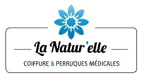 logo Institut capillaire,La Natur'elle Coiffure et Perruques Médicales