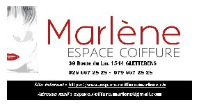 ESPACE COIFFURE MARLENE Gletterens