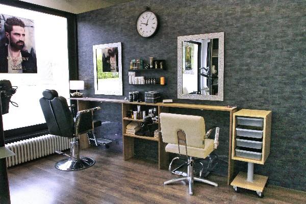 Espace homme et barber shop