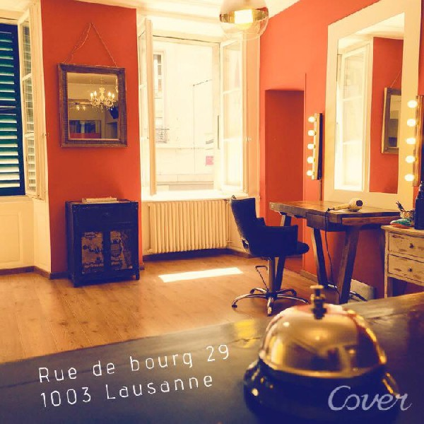 Red Room coiffure Lausanne